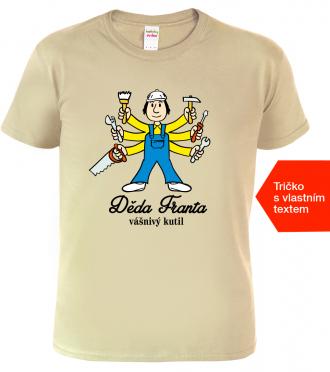 Tričko pro dědu