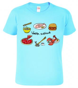 Tričko jako dárek pro kuchaře