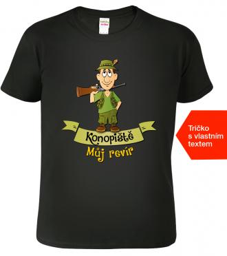 Myslivecké tričko