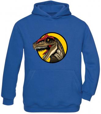 mikina dinosaurus