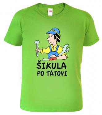 Dětské chlapecké tričko