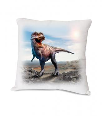 Polštářek s dinosaurem