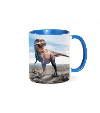 Hrnek s dinosaurem - Tyrannosaurus 3D