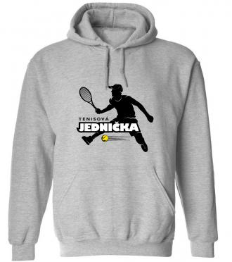 Mikina pro tenistu Tenisová jednička