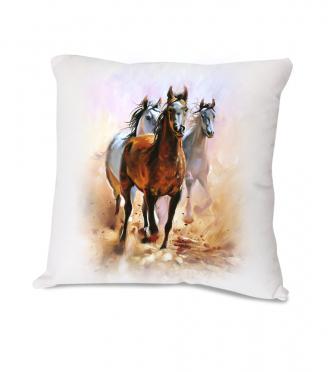 Polštářek s koněm