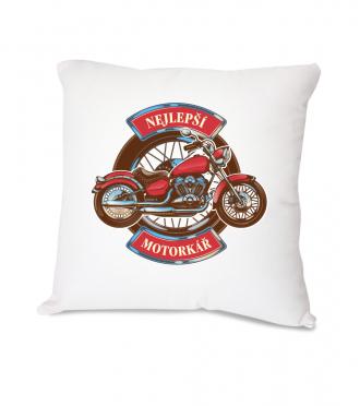 Polštářek pro motorkáře