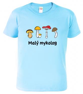 Triko dětské - Malý mykolog