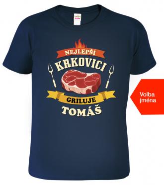 Grilovací tričko