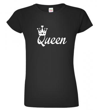 Tričko pro páry - King Queen