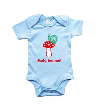 Body dětské - Malý houbař
