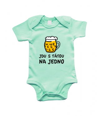 Dětské vtipné tričko