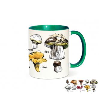 Hrnek pro houbaře