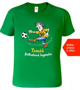 Fotbalové trička