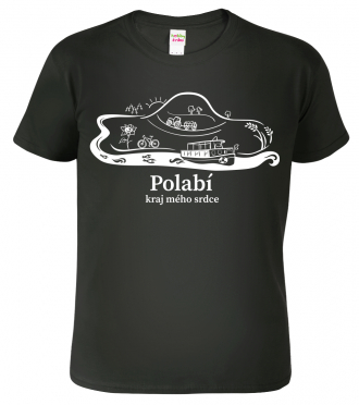 Tričko Polabí