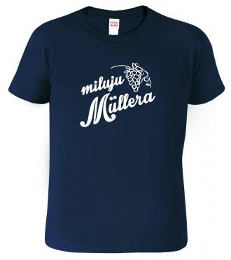 tričko s vtipným potiskem pro muže - vinaře