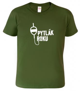 rybářské tričko s vtipným potiskem