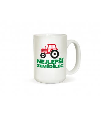 Hrneček pro zemědělce - Nejlepší zemědělec