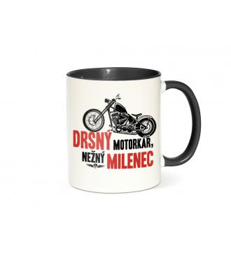 Hrneček pro motorkáře