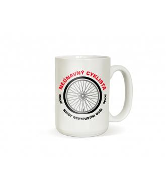 Hrnek pro cyklistu - Neúnavný cyklista