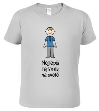 Tričko pro tatínka - Nejlepší tatínek na světě
