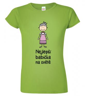 Tričko babička
