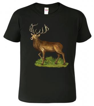 Dětské myslivecké tričko - Jelen