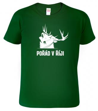 Tričko s jelenem