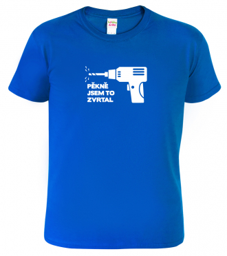 vtipné tričko pro kutila