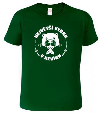 Vtipná trička pro rybáře