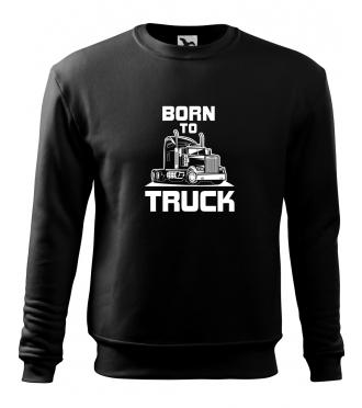 Mikina pro kamioňáka