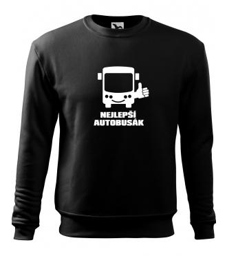 Mikina pro řidiče autobusu