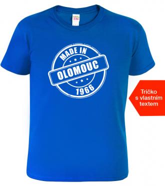 dárek k narozeninám - vtipné tričko k narozeninám