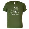 Tričko s buldočkem