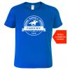 Pánské tričko s obrázkem koně