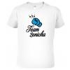 Pánské svatební tričko - Team ženicha (boxerka)