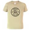 Tričko pro chalupáře - Vášnivý chalupář (černý potisk)