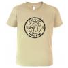 Tričko pro houbaře - Vášnivý houbař (černý potisk)