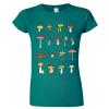 Tričko s houbami - Atlas hub