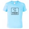 tričko s vtipnám potiskem pro pejskaře