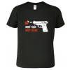 vtipné vojenské tričko