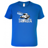 Army tričko s tankem - Vášnivý tankista