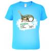 Dětské tričko s dinosaurem - Brontosaurus