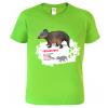 Dětské tričko s dinosaurem - Triceraptos