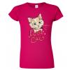 Tričko s kočkou - Love Cats