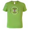 Tričko pro vcelare Vasnivy vcelar kiwi