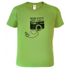 Dárek pro fotografa Tričko vyletí Zelene