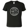 Tričko s houbou - tričko pro houbaře