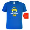 Tričko k narozeninám pro taxikáře Royla