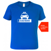 Dětské tričko se jménem - TAXI SPZ