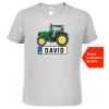 Tričko se jménem Traktor